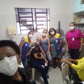 Diretores do SINDACS PE realizam visitas no distrito sanitário V