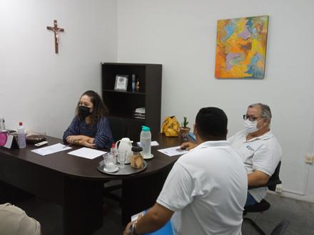Diretor do SINDACS-PE participa de reunião em Bezerros