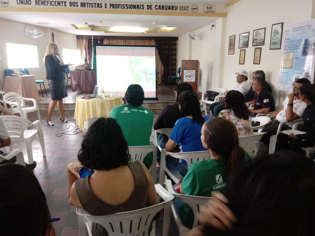 Sindacs PE em Caruaru/PE