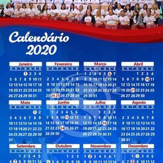 Calendário 2020 Sindacs PE