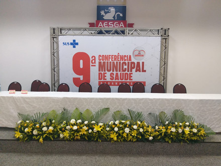 Vice-Presidente do SINDACS PE participou da 9º Conferência municipal de saúde de Garanhuns