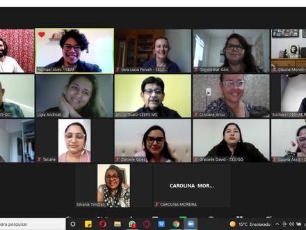 Diretora do SINDACS PE participa dos cursos virtuais para Conselheiros de Saúde e Ativistas do SUS