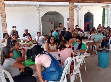 Diretores do SINDACS PE iniciam visita em Paudalho
