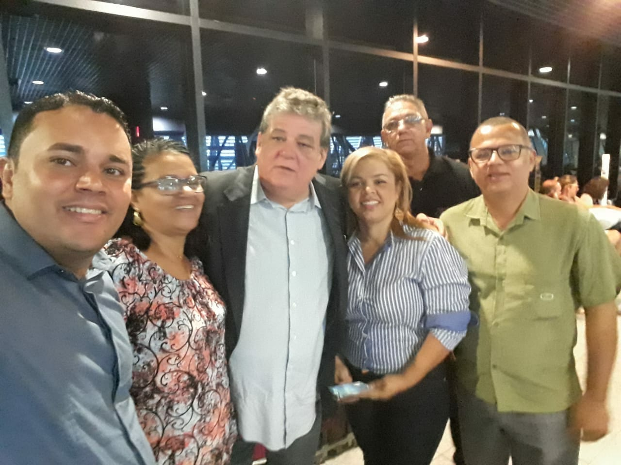 SINDACS/PE indo à Brasília/DF