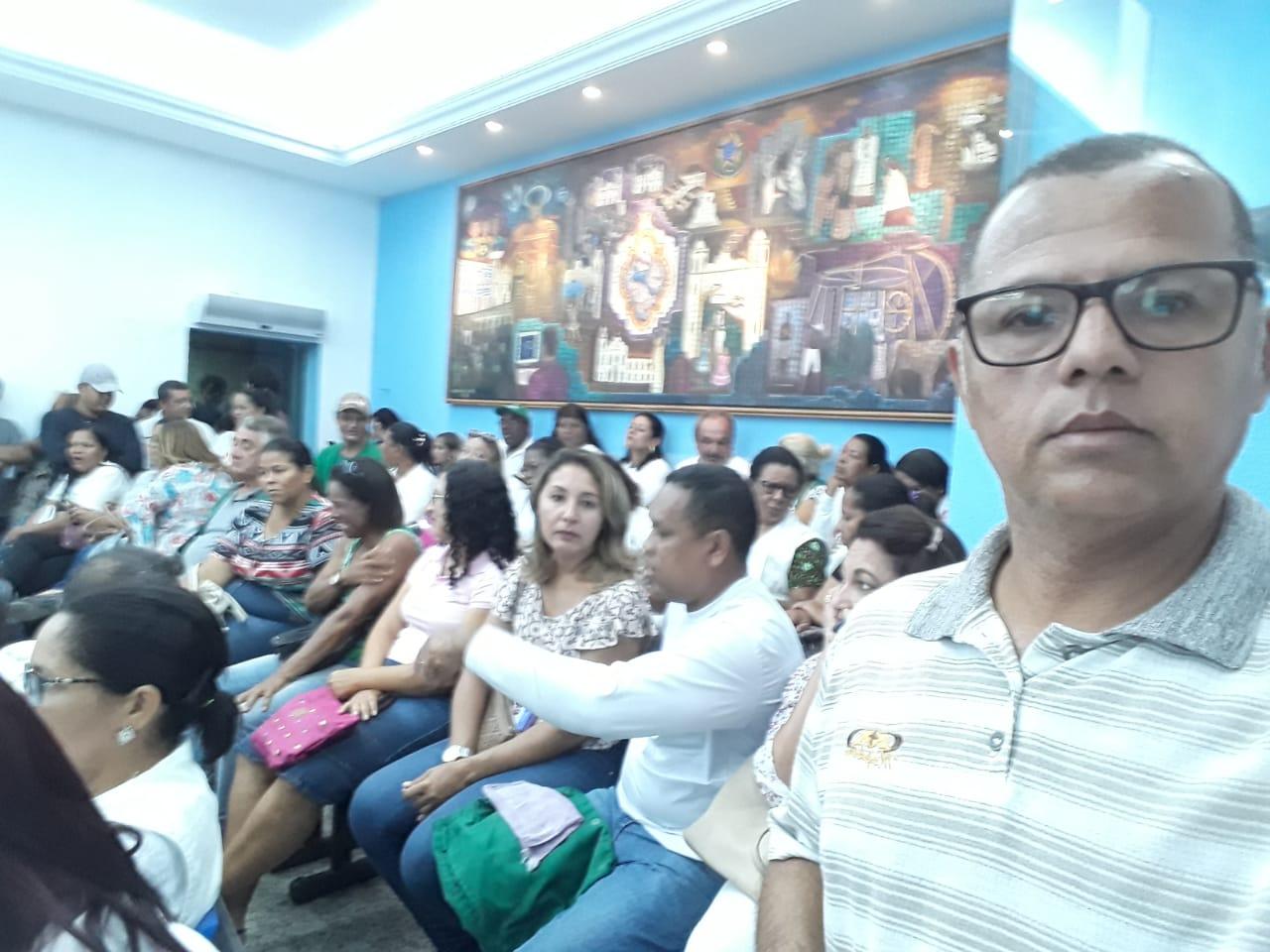 SINDACS PE em Olinda/PE