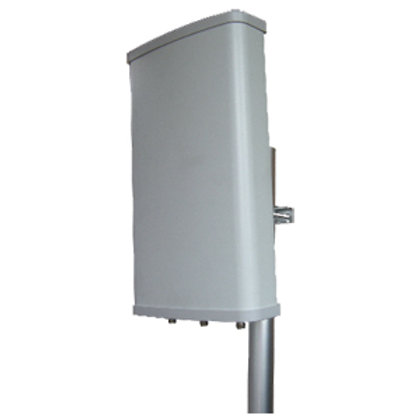 HW-SA58-11-MIMO - 5.8GHz 11dBi MIMO Sector Antenna N Female