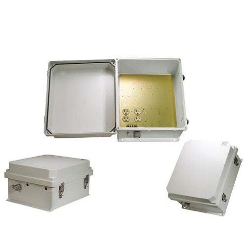 HW-N14-1 - 14x12x7 Enclosure, 120Vac MNT Plate