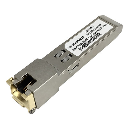 HW-SFP-T - SFP-T Copper Transceiver