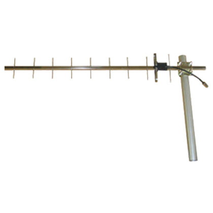 HW-YA9-13-NF - 900MHz 13dBi Yagi Antenna
