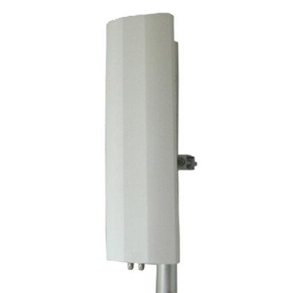 HW-SA58-17-65-DP - 5.8GHz 17dBi Sector Antenna