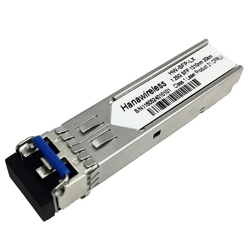 HW-SFP-LX - SFP 1.25Gbps 1310nm 20km