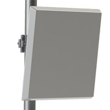 4.94-5.9GHz Dual Polarity Panel Antenna, 24dBi, 2 x SMA connectors
