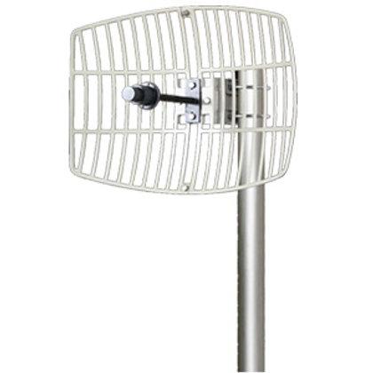 HW-DCGD58-27NF - 5.8GHz 27dBi Grid Dish Antenna