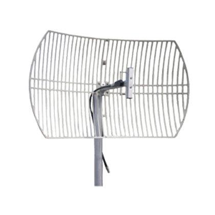HW-DCGD9-15-NF - 900MHz 15dBi Grid Parabolic Antenna