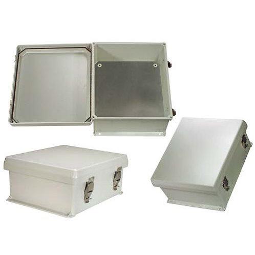 HW-N12-KIT - 12x10x5 Enclosure, Blank MNT Plate