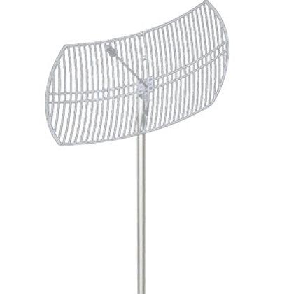 HW-DCGD58-30NF - 5.8GHz 30dBi Grid Dish Antenna