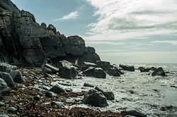 Llwyngwril Beach