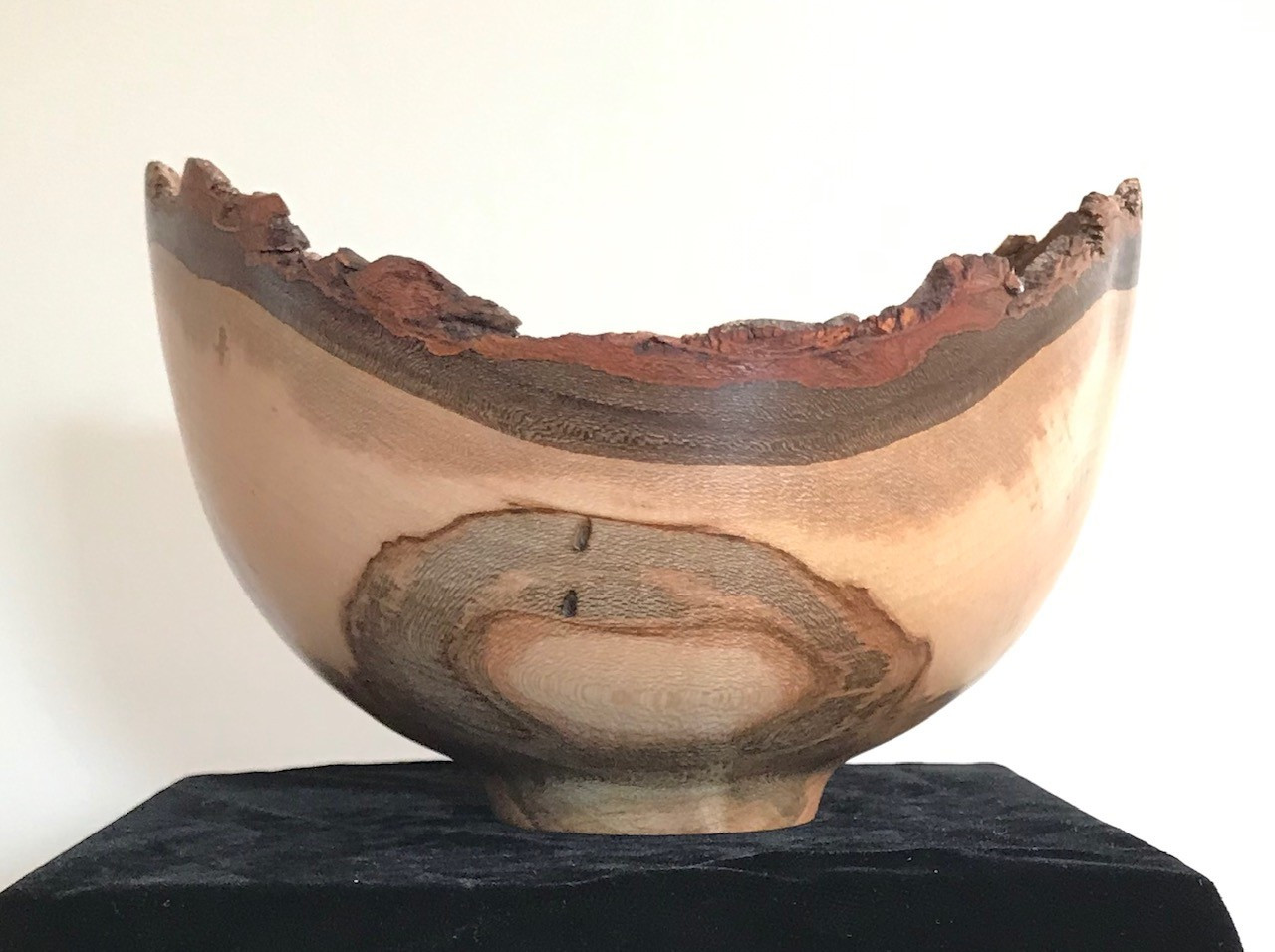 Ambosia Maple Natural Edge Bowl