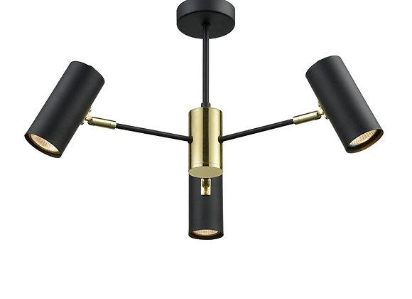 Aspect 3 light Fitting  - FL2402-3