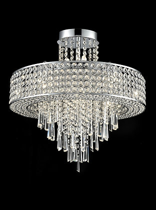 Duchess 12 light FlushFitting - FL2381-12