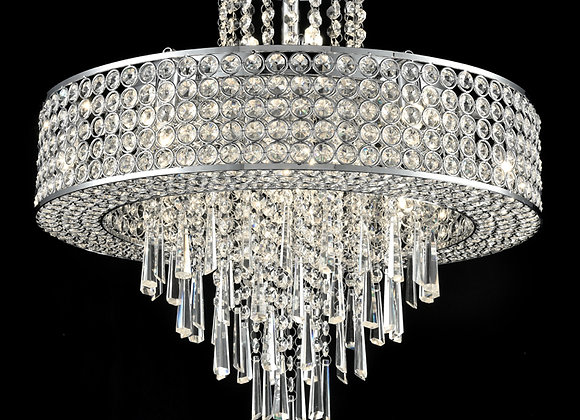 Duchess 12 light FlushFitting - FL2381-12