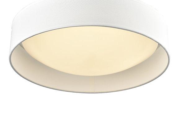 Acrylic Flush Fitting with Cream Shade - CF5784