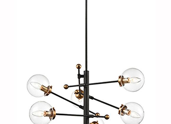 Diffraction 6 light Fitting - FL2410-6