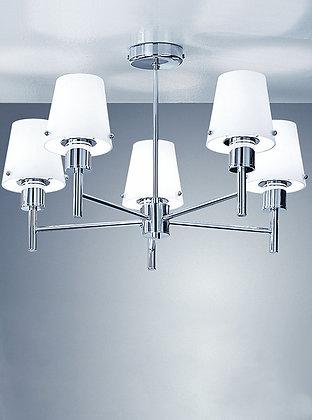 Turin 5 light Fitting - FL2126/5/1123
