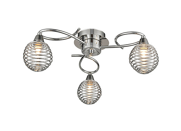 Bounce 3 light Fitting  - FL2433-3