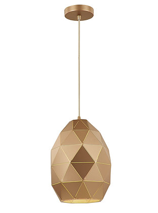 Tangent Oval Pendant  - PCH152