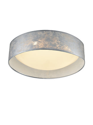 Acrylic Ceiling Fitting with Silver Shade - CF5786