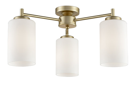Decima 3 light Fitting (Down) - FL2387-3