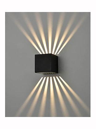 Aura exterior 6W LEDWall light - EXT6629