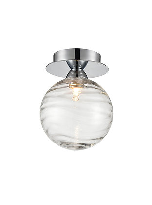 IP44 Compact Flush Ceiling Fitting - CF5790
