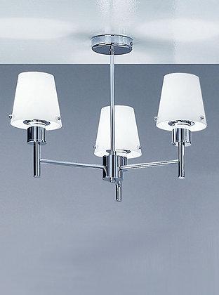 Turin 3 light Fitting -FL2126/3/1123