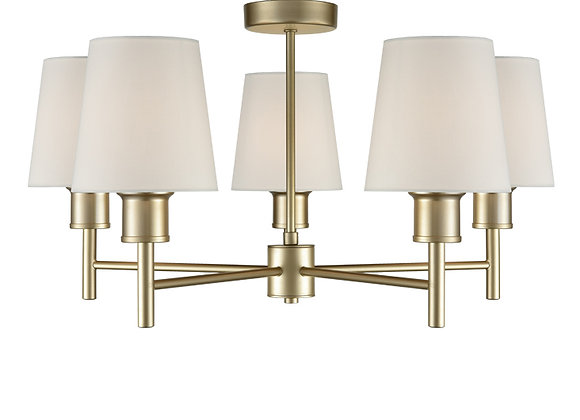 Turin 5 light fitting - FL2389-5/1123