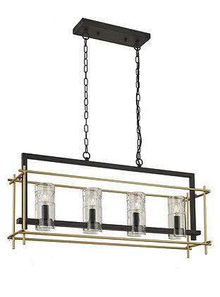 Bistro 4 light Pendant  - FL2368/4
