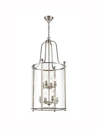 Drayton 8 light Lantern  - LA7019-8