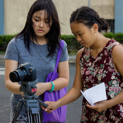 Girls Making Media That Matters Film Fest