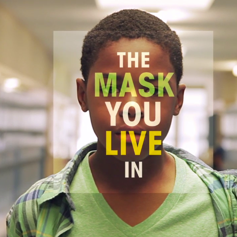 The Mask You Live In | Film Screening