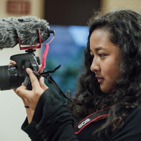 Filming & Activism // MMTM #9