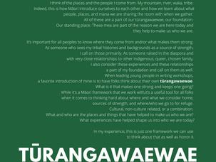 Tūrangawaewae