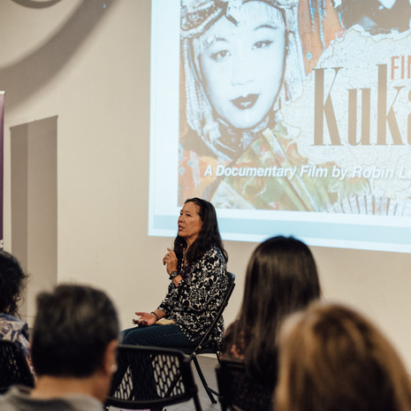Robin Lung shares filmmaking lessons learned