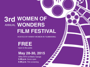 3rd Annual Women of Wonders lineup!