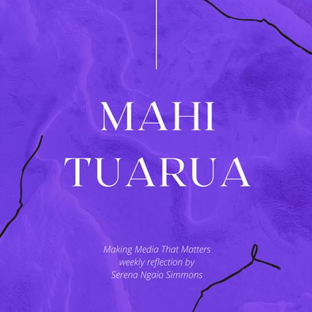 Mahi Tuarua