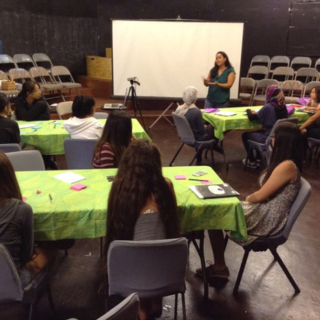 2014 Summer Reel Camp for Girls Family and Friends Screening