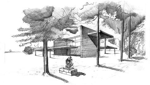 Sculpture Pavilion