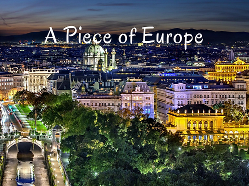 A Piece of Europe