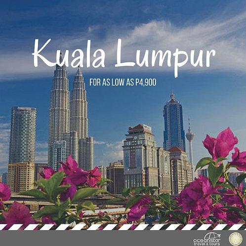 Kuala Lumpur 3D2N