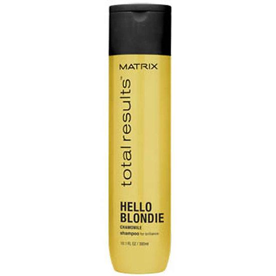 Matrix Hello Blondie Shampoo 300mls